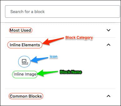 Gutenberg tutorial, Know a block, gutendev, gutenberg