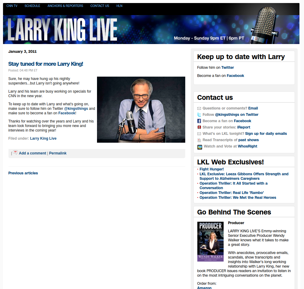 Larry King Live | Gutendev | WordPress websites with Gutendev | New WordPress | WordPress Tutorials | Plugins WordPress