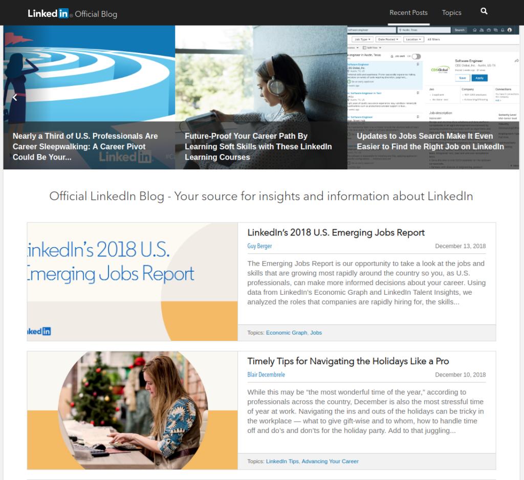Linkedin blog | Gutendev | WordPress websites with Gutendev | New WordPress | WordPress Tutorials | Plugins WordPress