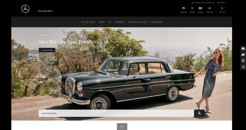 Mercedes Benz | Gutendev | WordPress websites with Gutendev | New WordPress | WordPress Tutorials | Plugins WordPress
