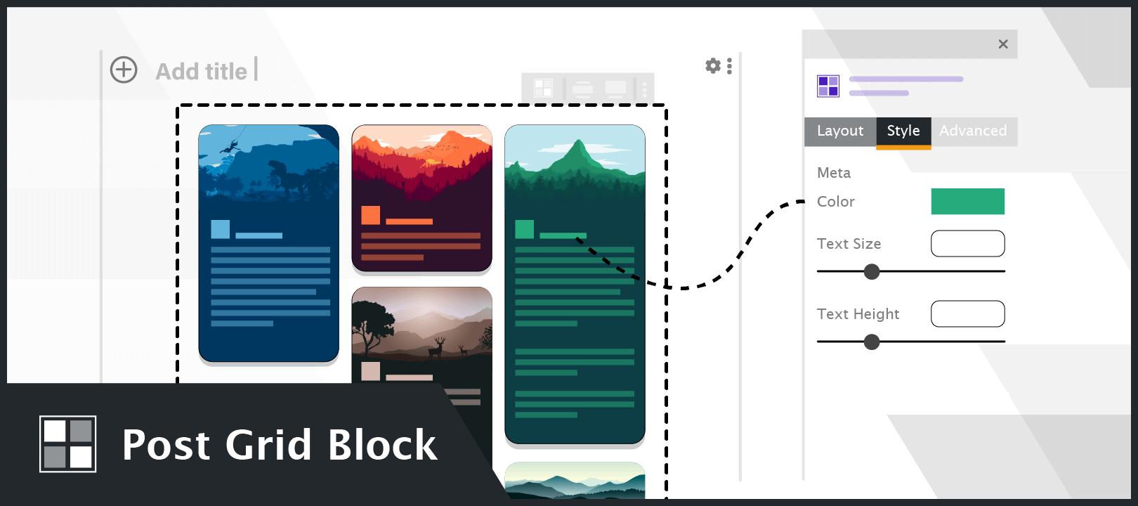 Post Grid Block