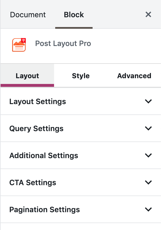Guten Post Layout Pro | Post Layout | Blog Layout Plugin