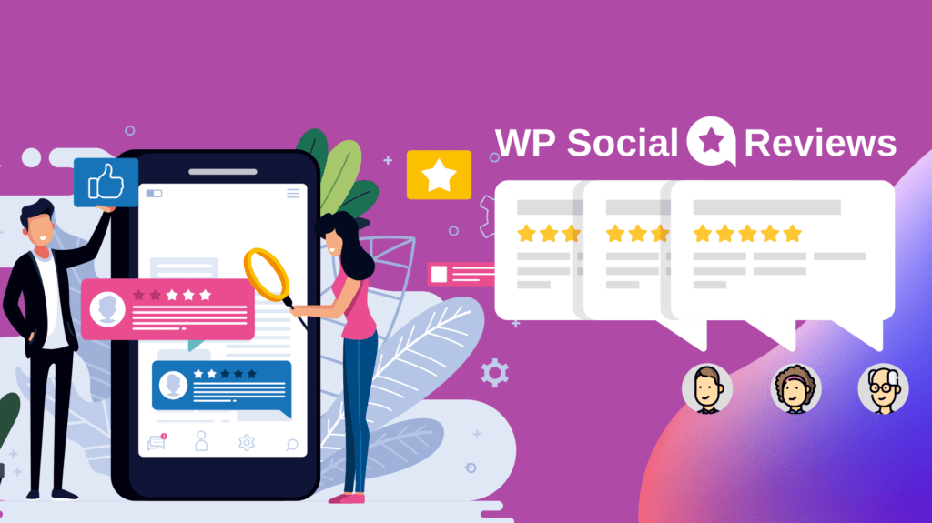 WP Social Reviews