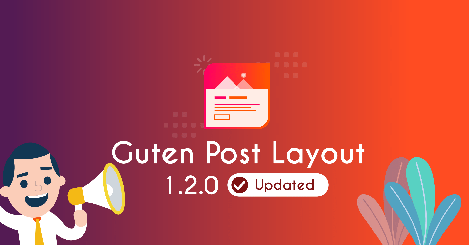 Guten Post Layout Update V1.2.0