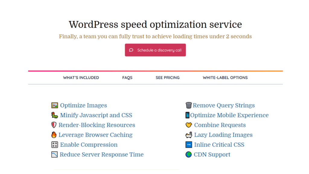 WP Buffs is one of the best WordPress Speed Optimization Services ever.