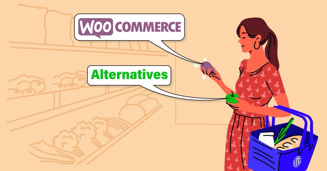 WooCommerce Alternatives for WordPress