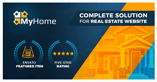 Myhome- Real Estate WordPress Plugin